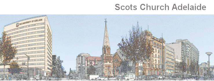 Scots Church Adelaide